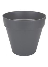 Cache-pot gris 80CM