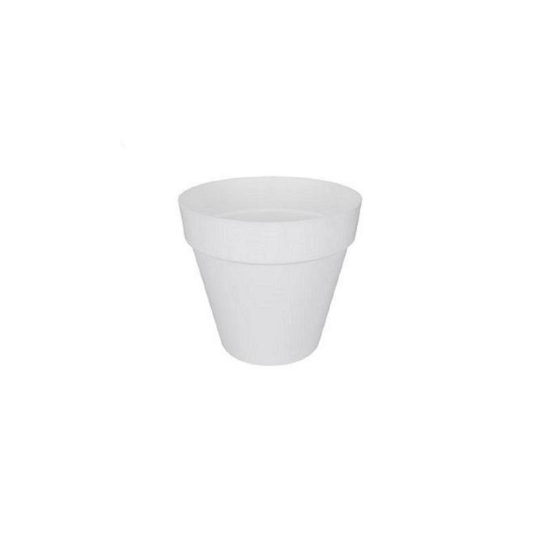 cache pot blanc pour d cor plantes vente facile location. Black Bedroom Furniture Sets. Home Design Ideas