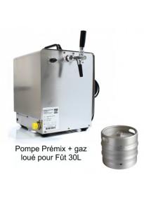 Pompe à Bière - Fût 30L - Prémix