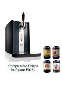 Pompe à bière - Fût 6L - Perfectdraft