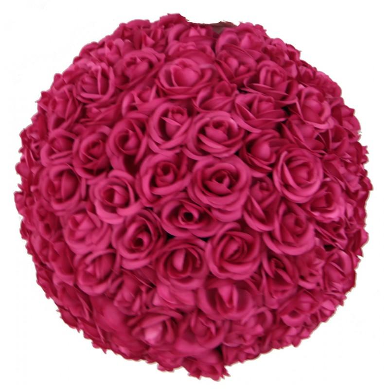 Boule De Rose : location de boules de rose pour d co mariage pas cher ~ Teatrodelosmanantiales.com Idées de Décoration